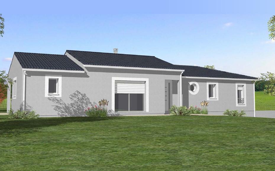 Plan maison sous sol complet soussol complet n2 maison 4 for Modele maison avec sous sol complet