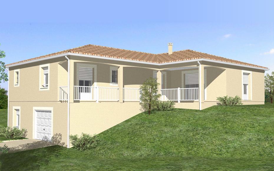 maisons avec tage ou sous sol