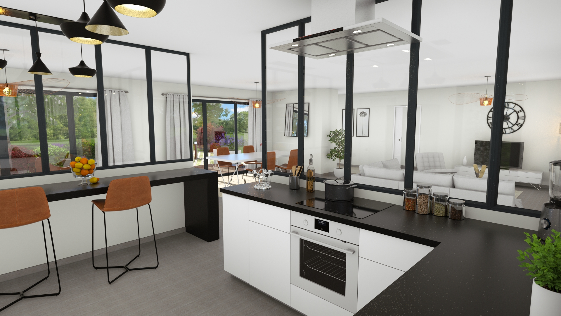 Intérieur cuisine