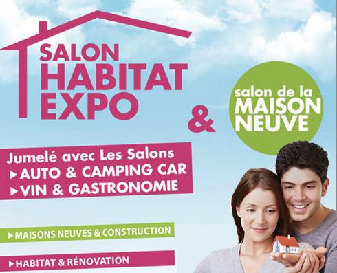 Salon habitat expo maison neuve for Constructeur maison individuelle 24000
