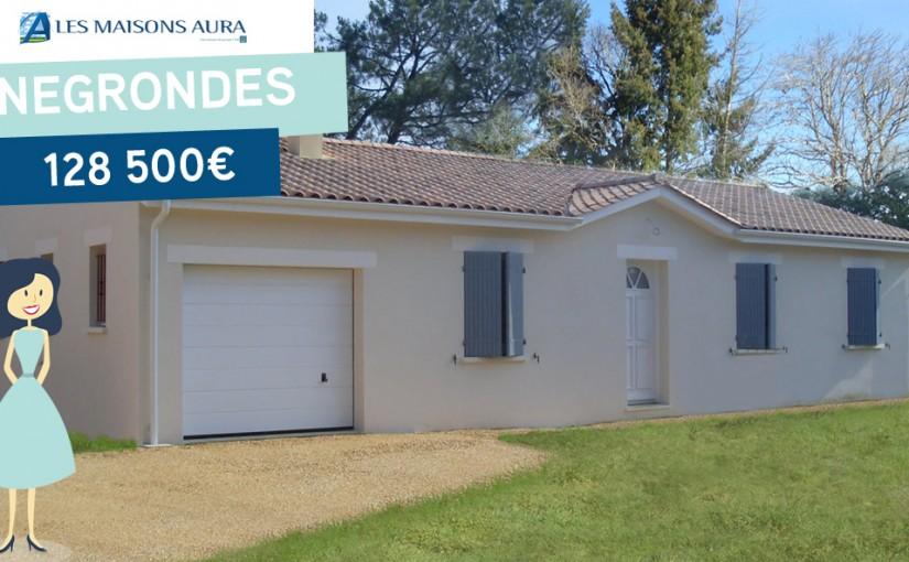 Offre ln negrondes avril16 for Constructeur maison individuelle 24000
