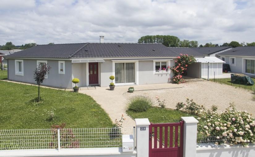 Bergerac3 24 for Constructeur maison individuelle 24000