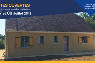Portes ouvertes les 7 et 8 juillet aux Eyzies de Tayac Sireuil