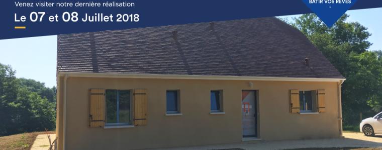Construction maison neuve Eyzies de Tayac Sireuil