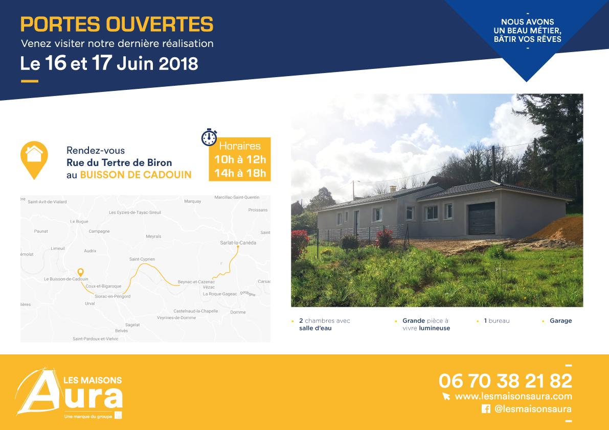 Maison neuve au Buisson de Cadouin (24)