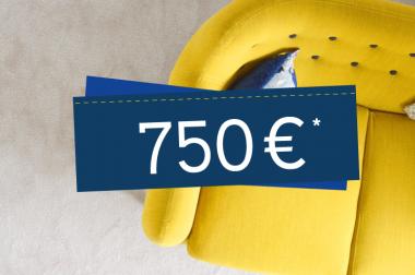 Offre de parrainage 750€