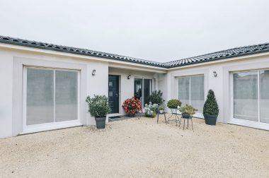 Maison familiale en Dordogne