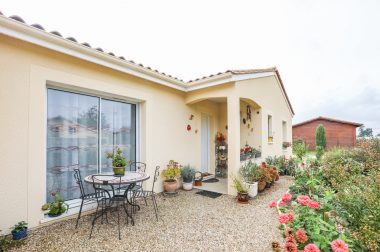 Une maison facile à vivre à Lamonzie