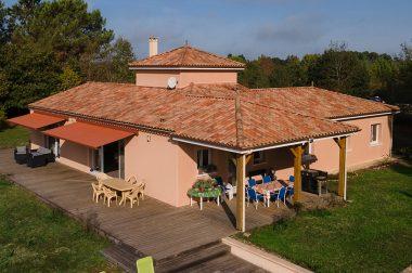 Une maison familiale à proximité de Bergerac