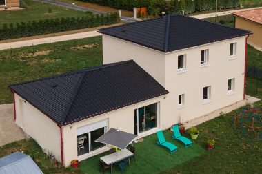 Une maison à étage en Dordogne