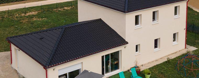 Maison à étage moderne en Dordogne avec jeux extérieur